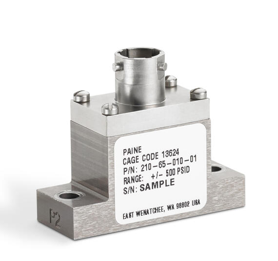 paine 210-65-010 compensated dp transducer