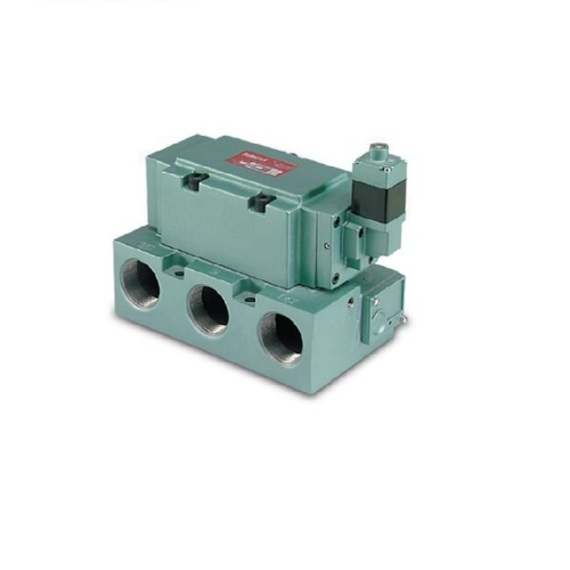 High Flow Solenoid Pilot or Pilot Actuated Valves ASCO Numatics