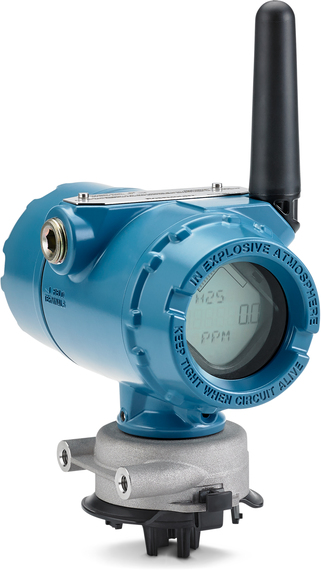 rosemount 928 wireless gas monitor