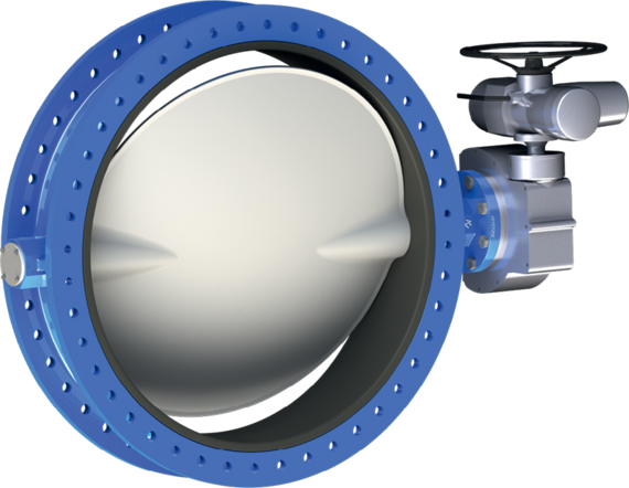 Series GRF Butterfly Valves