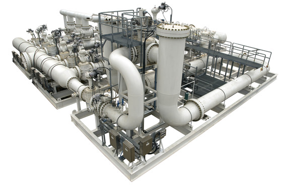Fiscal measurement allows operators to collect data along the pipeline and transmit it to a centralized control station.
